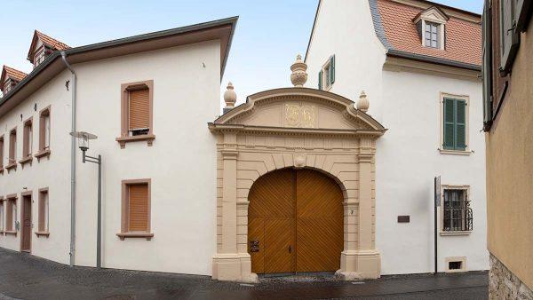 Gau-Algesheim: Kronenberger Hof