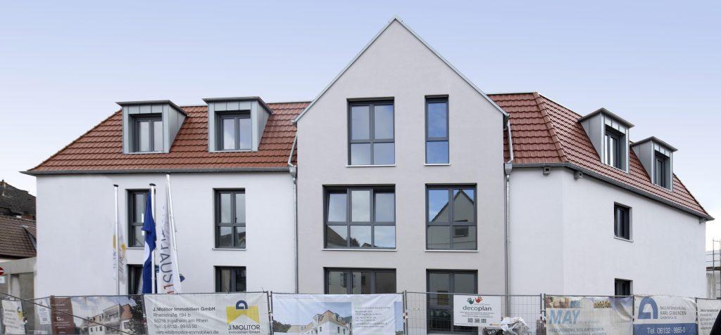 Smart Home Wohnungen in Mainz-Hechtsheim