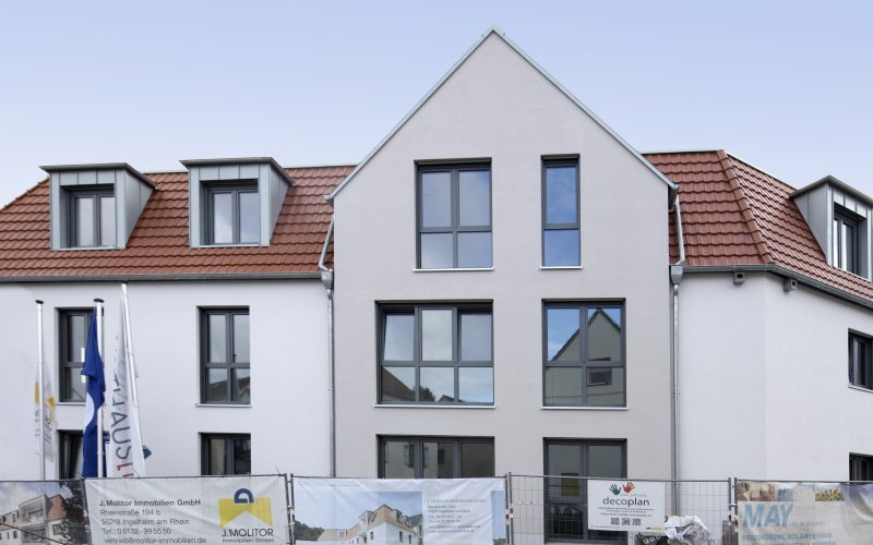 Smart Home Wohnungen in Mainz-Hechtsheim