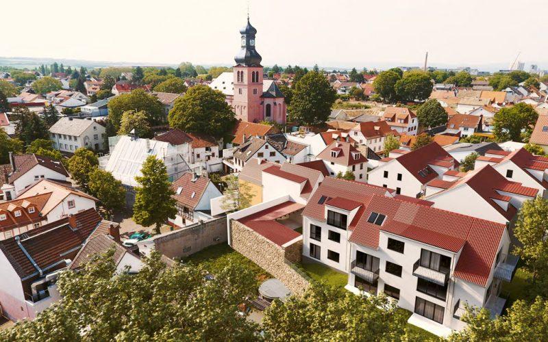 Kirchenpforte Mainz-Bretzenheim