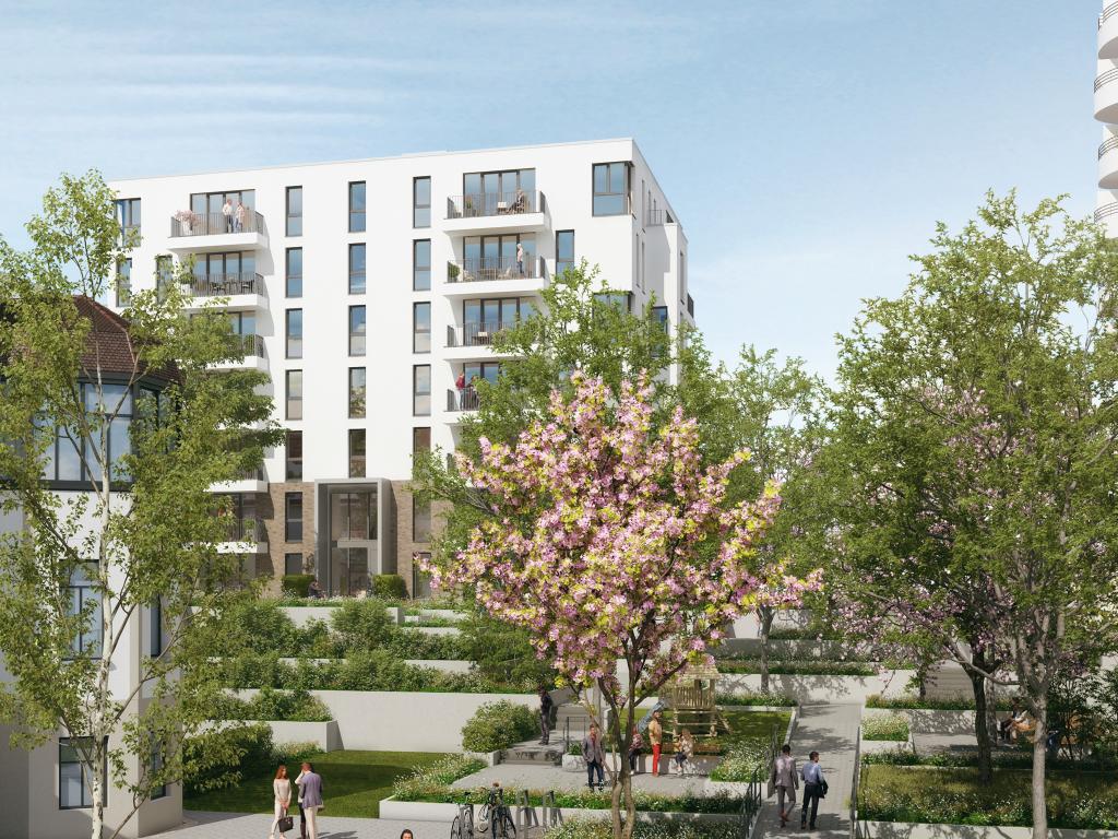 Hildegardis-Die Stadtoase Mietwohnung